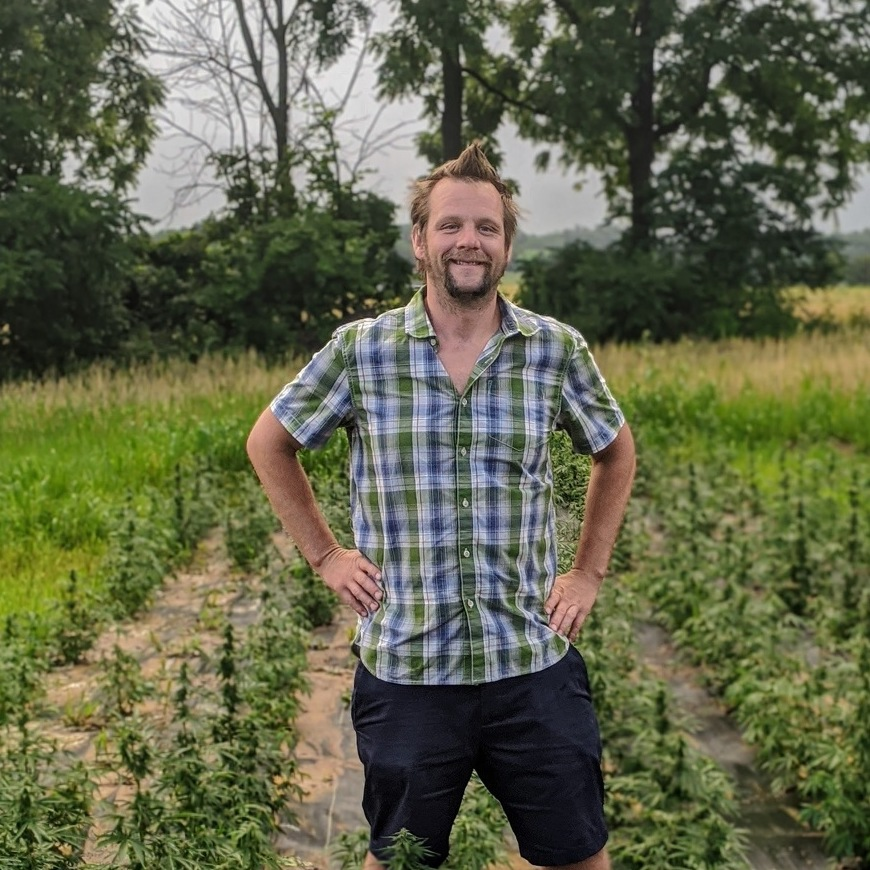 Local Entrepreneur Launches CBD and Hemp-Growing Business