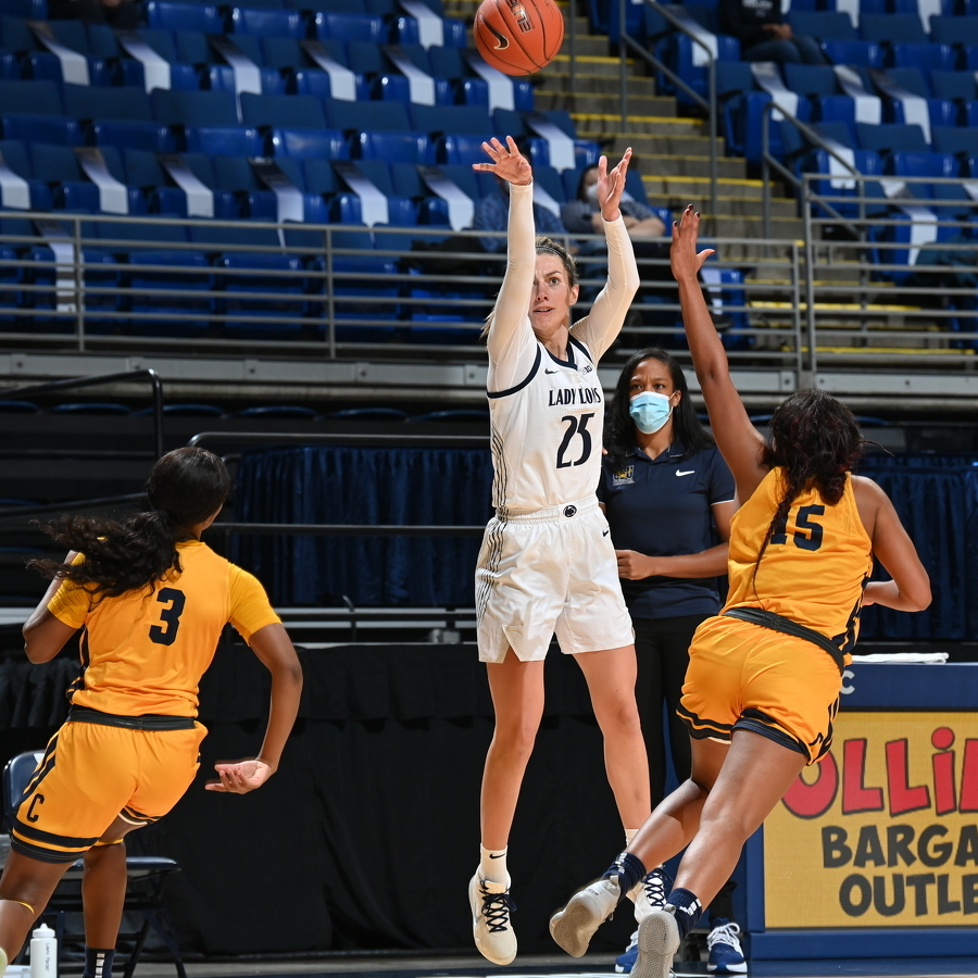 Penn State Women's Basketball Defeats Coppin State 84-45 in Season Opener
