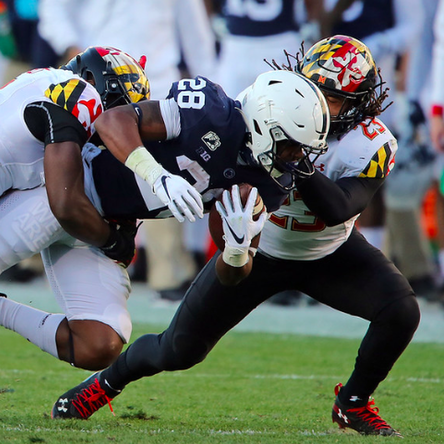 Penn State Football: Holmes and Lee Up Next with Ford Uncertain for Saturday