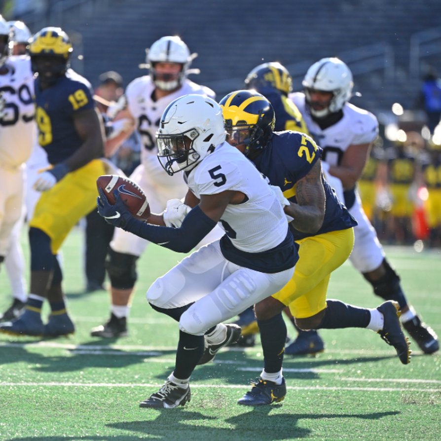 Penn State Football: As Michigan Spiral Continues, Nittany Lions Get Two for Price of One