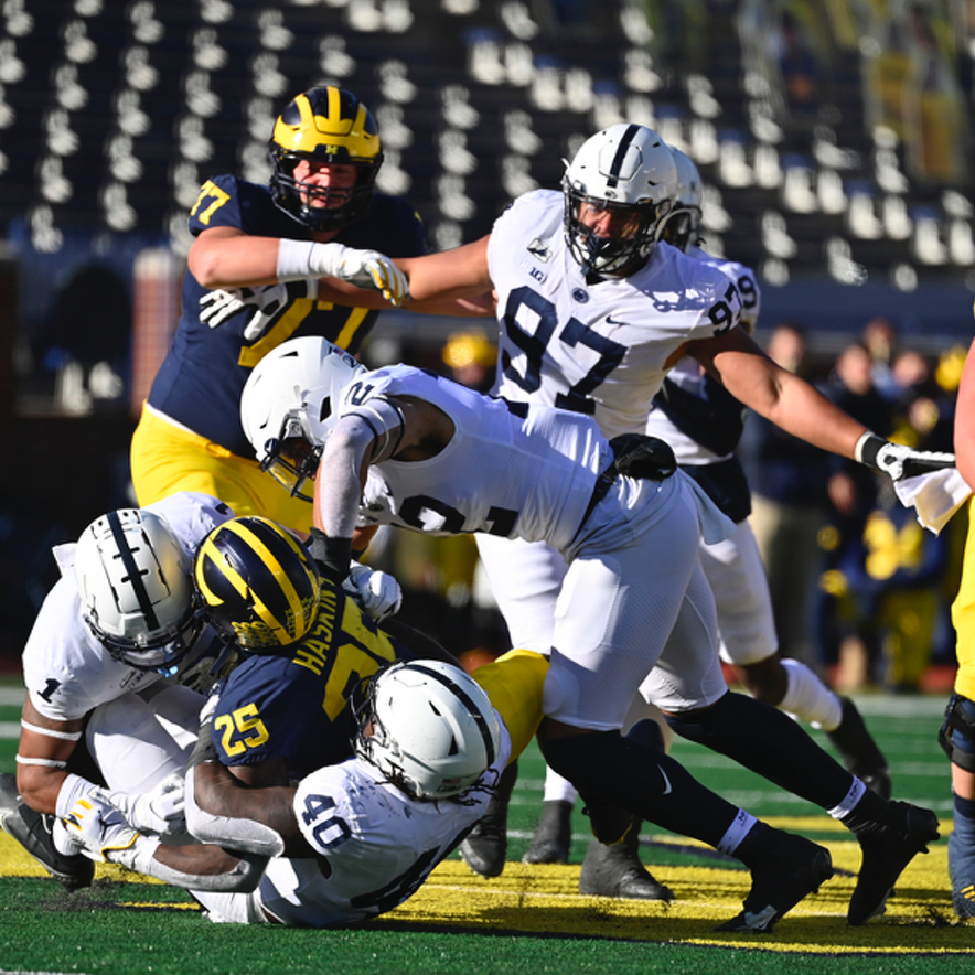 Penn State Football: Handing Out the Grades Following Penn State's Win over Michigan
