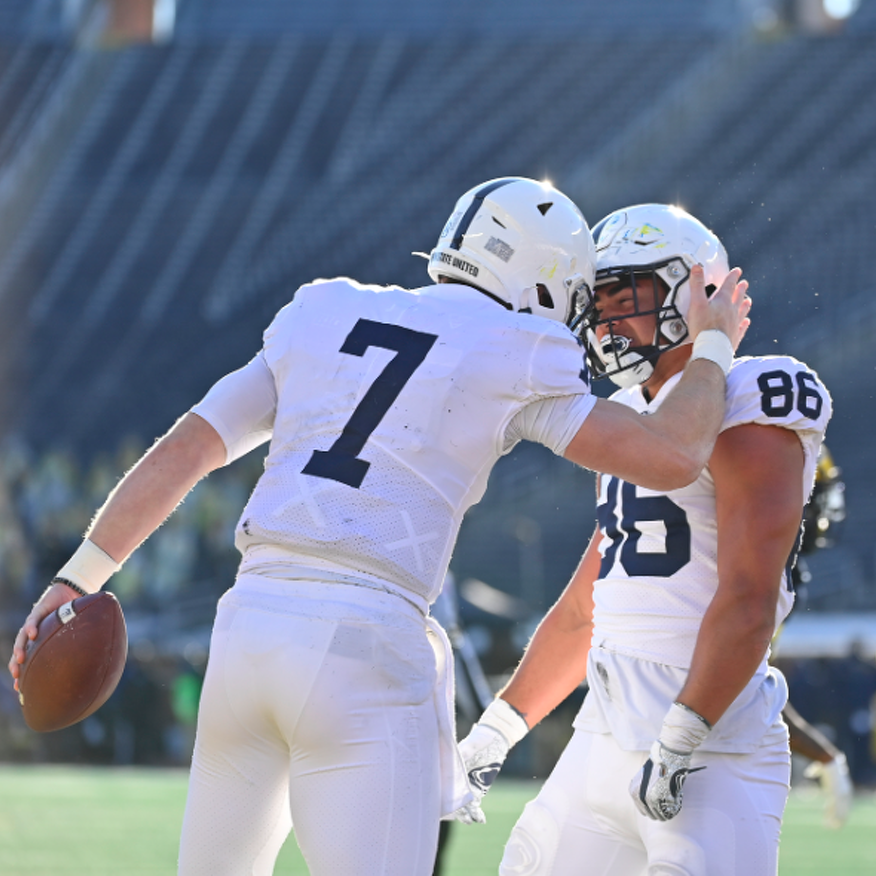 Penn State Football: Rutgers Game Set for Noon Kick