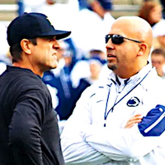 Penn State Football: Franklin is the Victor in Battle of the Jimmys