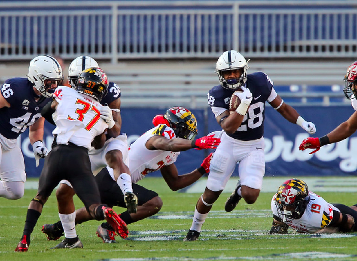Penn State: Ford Back, Corner Depth to Increase and...