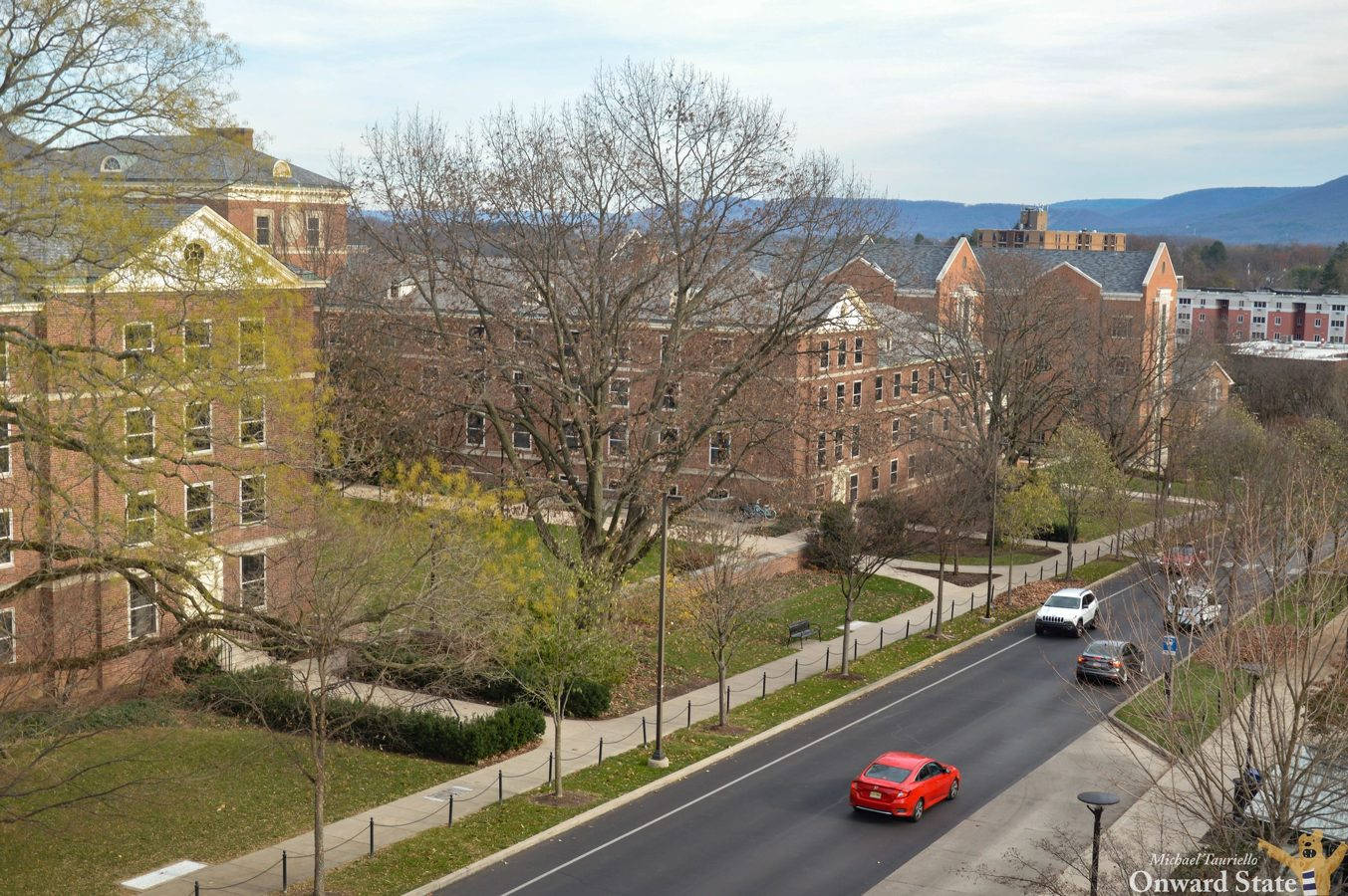 Penn State Reports 73 More COVID-19 Cases...