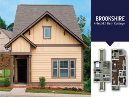 Brookshire 4 Bedroom/4.5 Bathroom