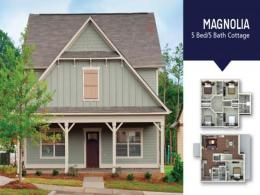 Magnolia 5 Bedroom/ 5 Bathroom