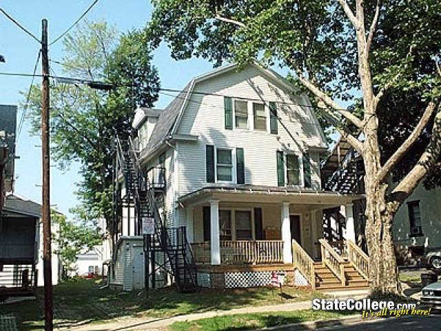 Apartments / Rentals: 128 North Gill St., State College ...