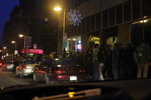 State Patty's Day Approaching Amid Months of Turmoil