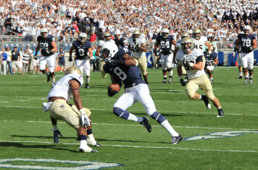 Penn State Football: McGloin Believes Allen Robinson Will Remain Loyal to the Program