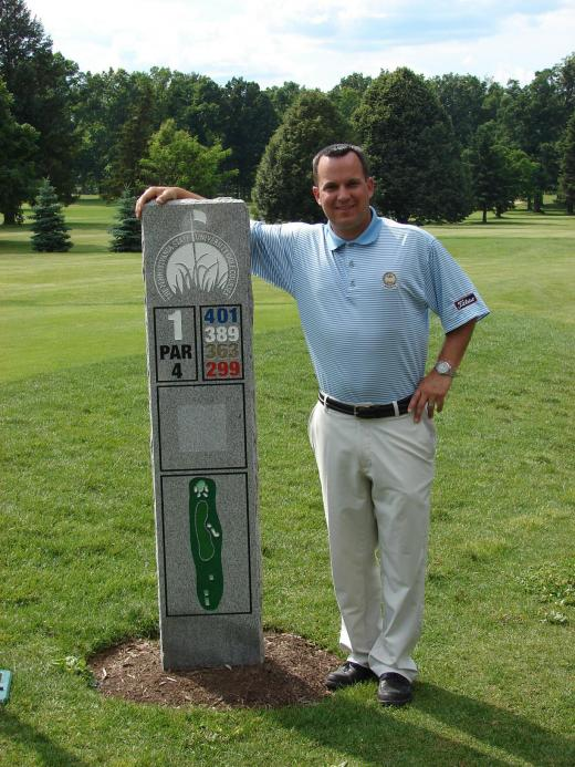 For Joe Hughes, Golf has Been a Passion Since Childhood