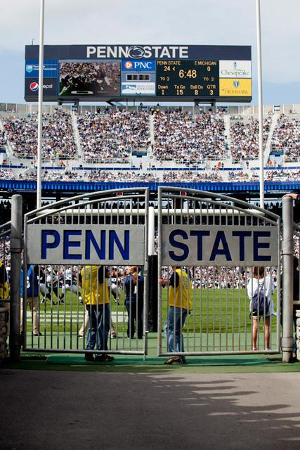 Whiteout Has New Meaning for Penn State Football