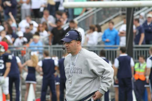 Penn State Football: Bill O'Brien Remains 'Committed' to Program in Wake of NCAA Sanctions