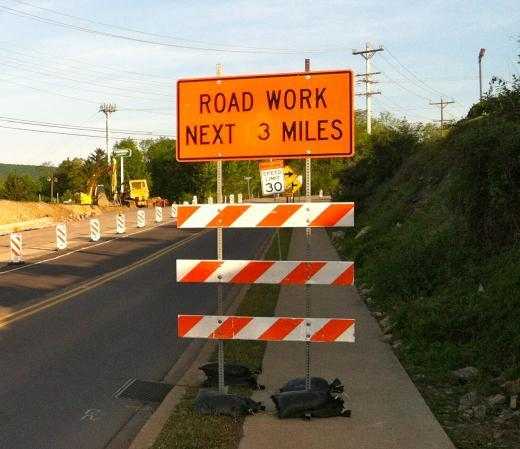 West College Avenue to Remain Closed Through Friday