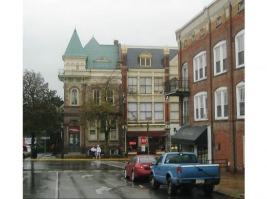 State College Pa Fire Rips Through Historic Bellefonte