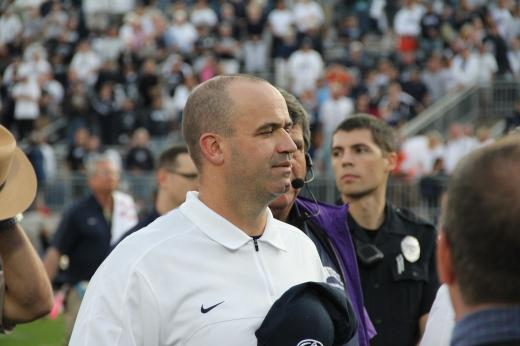 Penn State Football: Finally, a Reason to Smile, But How Long Can Bill O'Brien Make it Last?