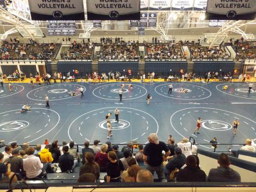 Penn State Wrestling: Five Nittany Lions Crowned Champion at Nittany Lion Open
