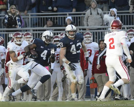 Penn State Football: Unmasking 10 New Identities for 2013