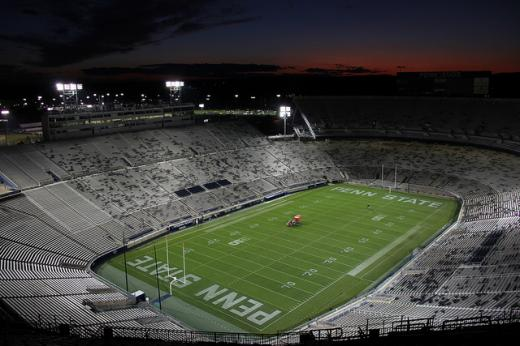 Two More Years: Penn State, Pitt Extend Football Series