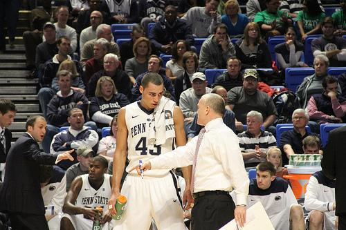 Penn State Basketball: Nittany Lions Fall in Battle at Wisconsin, 60-51
