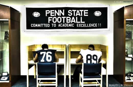 From A to Z, the Penn State Sports Week That Was