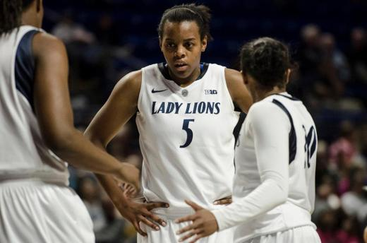 Penn State Women's Basketball: No. 8 Lady Lions Fend Off Michigan to Take Sole Possession of First Place in Big Ten