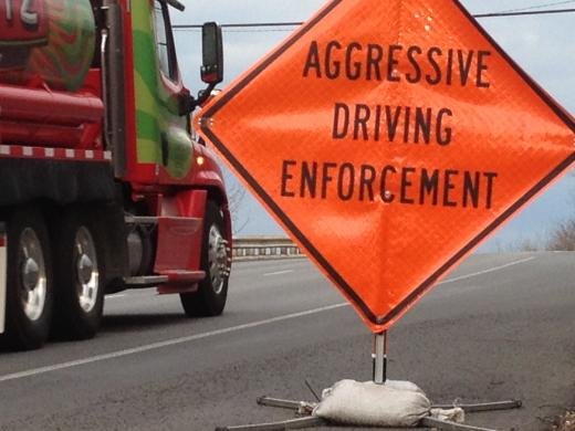 Aggressive Drivers Beware: Patton Township Beefs Up Patrols