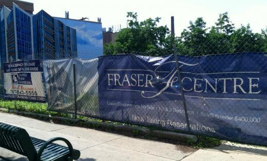 Borough Council Approves Changes to Fraser Centre Project