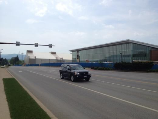 Expect Delays on University Drive for Entire Month of June
