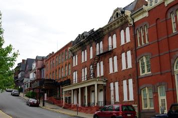 State College, PA - Plans in place for historic Bellefonte buildings