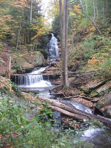 Getaway in PA: A Chance to 'Fall' in Love With Ricketts Glen