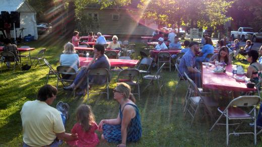 Strawberry Festival Fosters Community Togetherness
