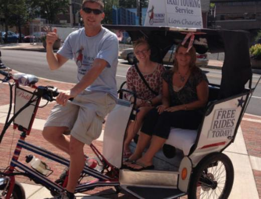 Business Owner Pedals To Success With Leg Up From Development Center