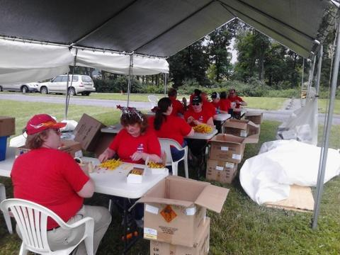 Passion for Giving Back a Driving Force for 4th Fest Volunteers