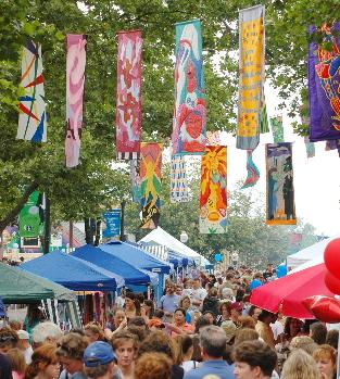 Finding a Place to Stay for Arts Fest