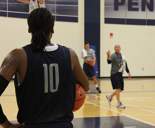 Penn State Basketball: Nittany Lions Open Practice With Healthy Tim Frazier