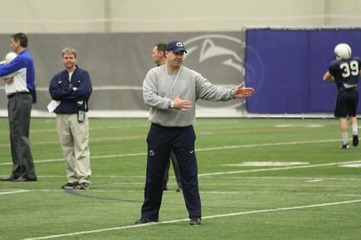 Penn State Football: Defensive End Brad Bars Out For 2013 Season With Injury
