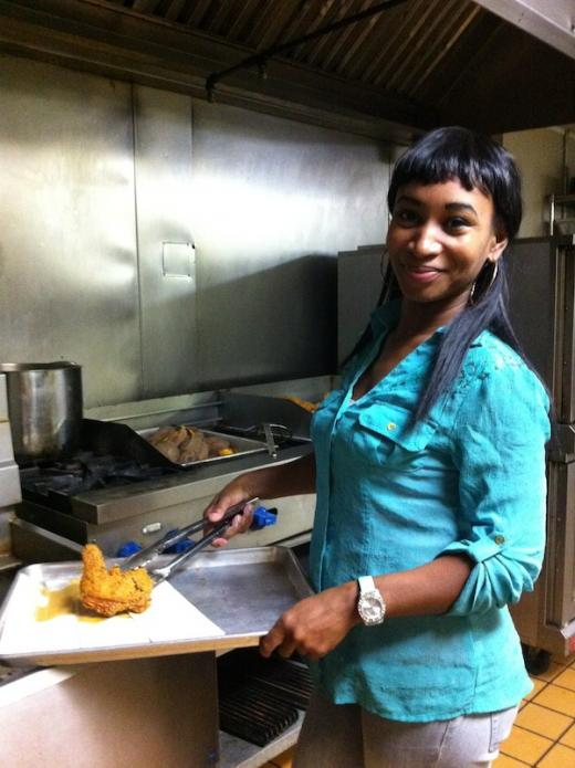 French Crepes and Soul Food, An Unlikely Pairing Featured in Restaurant Makeover