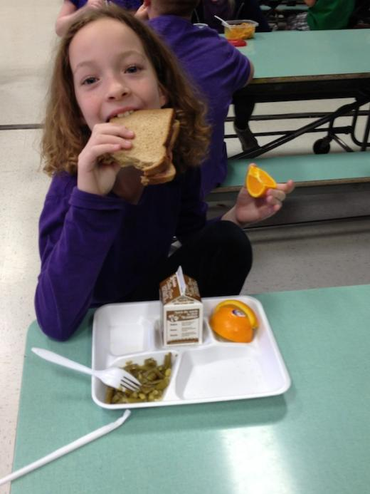 Back to School: Healthy Lunches Are One of the Keys to a Child's Success