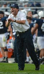Penn State Football's Biggest Competition? Butler vs. O'Brien