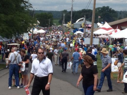Ag Progress Days Sprouts Up Again: Thousands Attend Agriculture Exposition
