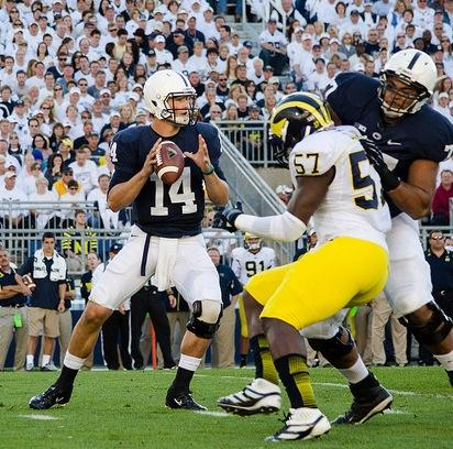 State College, PA - Penn State Football: Nittany Lions beat