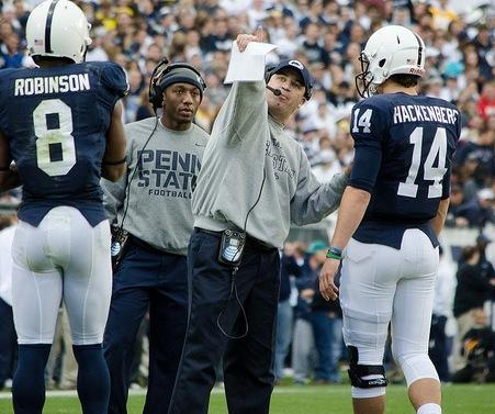 Penn State Football's Wild 4-Game, 22-Day Ride and Recruiting Reboot