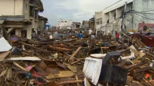 Filipino American Reacts to Typhoon Disaster