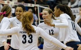Women's Volleyball Defeats Stanford 3-2 to Advance to Final Four