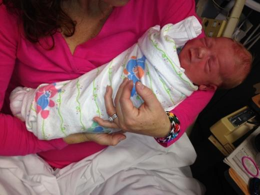 Year's First Baby Arrives at Mount Nittany Medical Center
