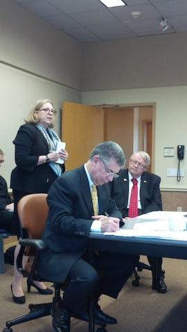 Board of Trustees Committee Recommends Three New Members to Executive Committee