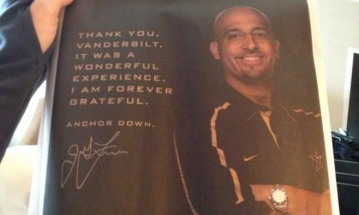 James Franklin Takes Out Thank You Ad in Nashville Paper