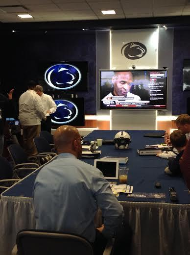 Penn State Football: 'Signature Event' Draws Big Crowd as Nittany Lions Sign Up 2014 Class