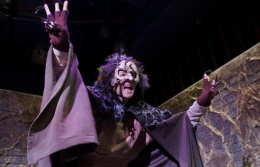 """Magical Land of Fairytale Characters Comes Alive in """"Into the Woods"""""""
